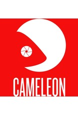 Cameleon 1m eTTL kabel voor Canon flitser m. swivel