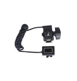 Cameleon 2m eTTL kabel voor Canon flitser m. swivel