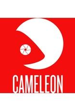"""Cameleon Cameleon 1/4"""" vleugel moer voor op de achtergrond statiefset"""