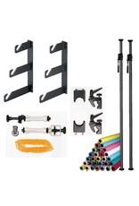 Cameleon Autopole background kit  3.7 m. + expans + hooks + paper