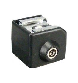 Cameleon Flitsschoen adapter met 3,5 Jack stekker