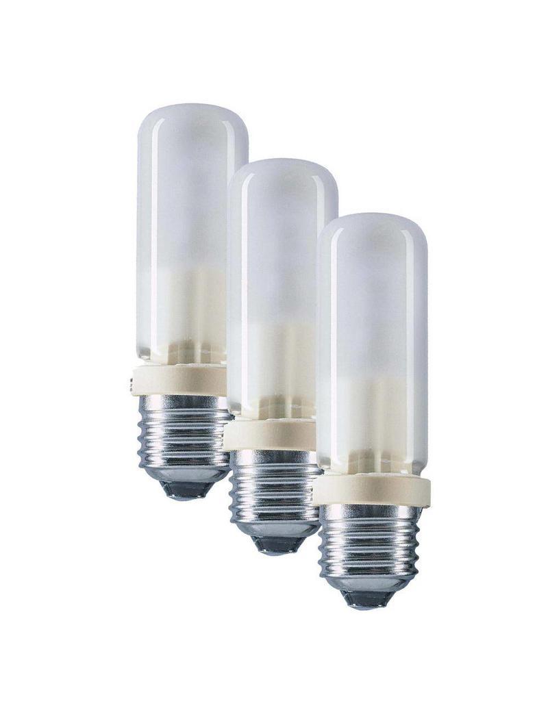 Cameleon Halolux Quartz bulb 250W E27 230V set van 3 stuks