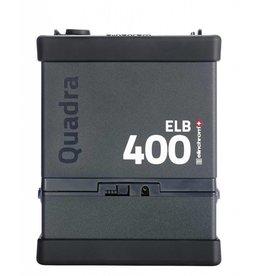 Elinchrom Elinchrom ELB 400 unit met Li-Ion Accu + lader