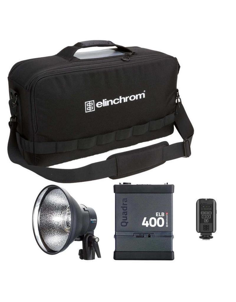 Elinchrom Elinchrom ELB 400 Action Set To Go + Location Bag
