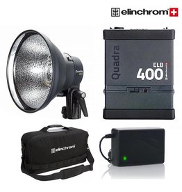 Elinchrom Elinchrom ELB 400 High Sync To Go Set + Location Bag