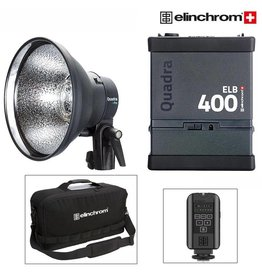 Elinchrom Elinchrom ELB 400 PRO To Go Set + Location Bag