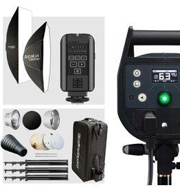 Elinchrom ELC PRO HD 500 Triple Studio Kit 5.0