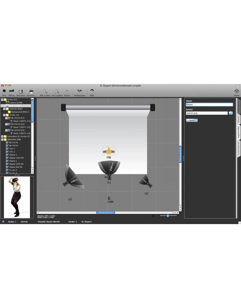 Elinchrom Elinchrom BRX 250 To Go Complete Studio kit