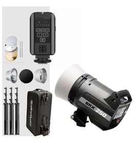 Elinchrom Elinchrom BRX 250 Triple Studio Plus Kit