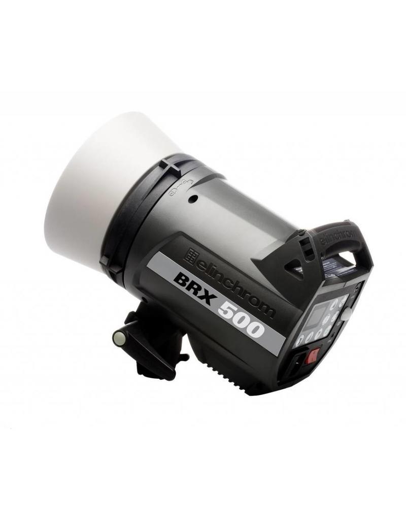 Elinchrom Elinchrom BRX 500 To Go Complete Studioset met 2 lampen + Statieven + Softboxen