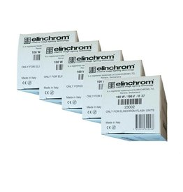 Elinchrom Voordeelpak 5 x Instellamp 100W / 2700LM E27