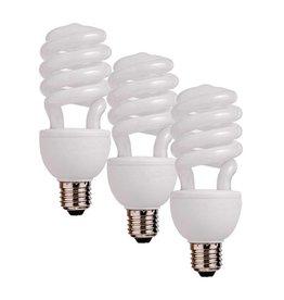Cameleon Daglichtlamp Fluorescent Spiraal 28W set a 3 stuks