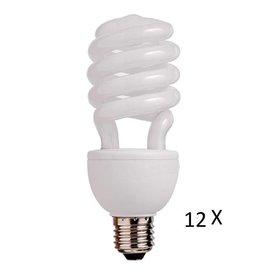 Cameleon Fluorescent Spiral Bulbs set a 12