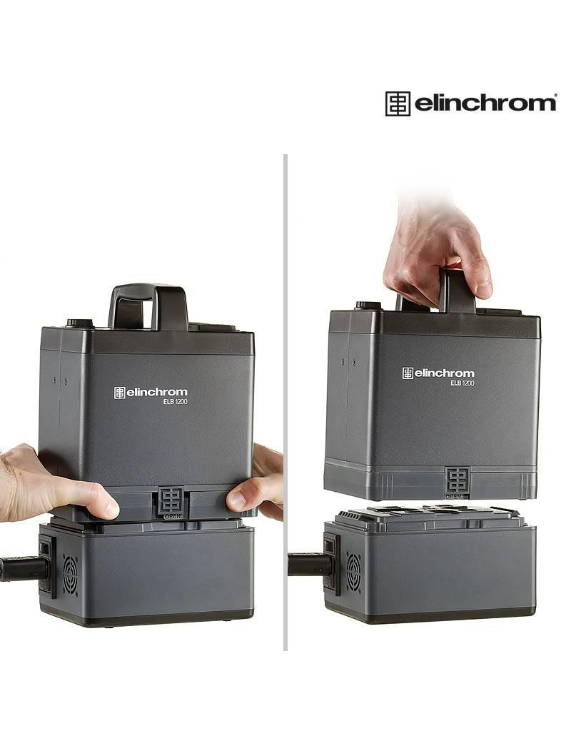 Elinchrom Elinchrom ELB 1200 STUDIO To Roll Action Set