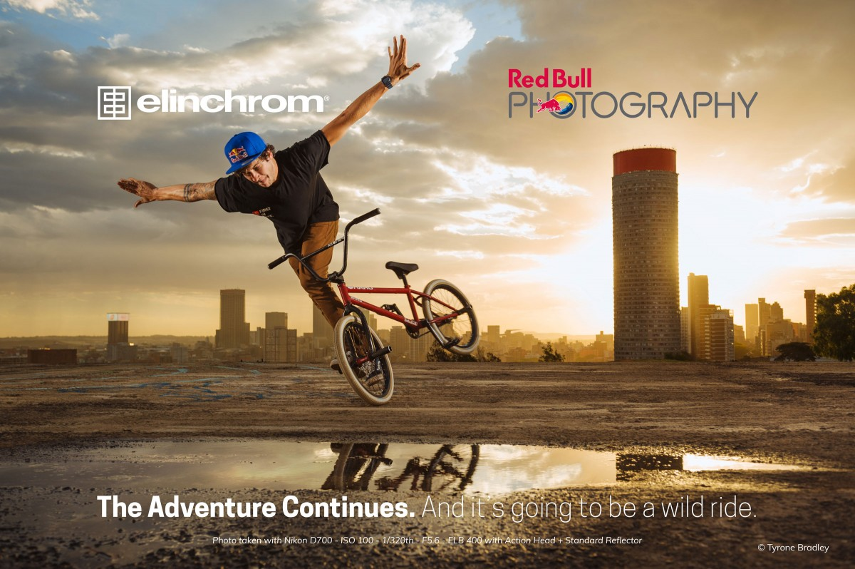 Elinchrom Red Bull Photography