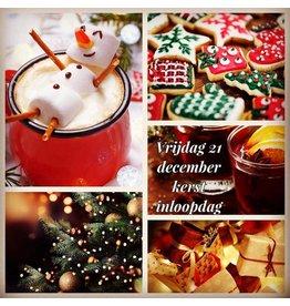 Elinchrom Kerst inloopdag 21 december 2018