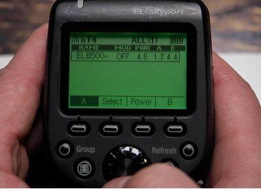 SkyPort Pro update voor ELB 500 TTL gebruikers