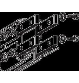 Elinchrom Bacht Railverbinder met uitrichtverbinding