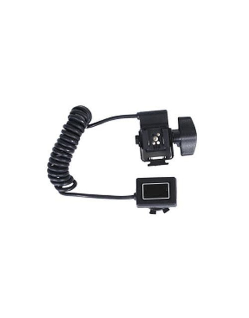 Cameleon Nikon Flitskabel 2 m iTTL w/ Swivel mt