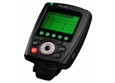 Firmware update voor ELB 500 TTL en Phottix ODIN II transmitters