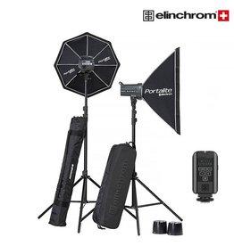Elinchrom PI Actie D-Lite RX 4/4 To Go Studio Flash Set