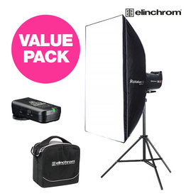 Elinchrom Pro Value Pack ELC PRO HD 500