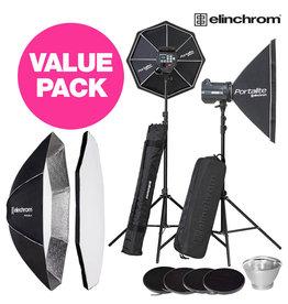 Elinchrom Studio Value Pack BRX 500 / 500