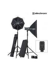 Elinchrom Studio Value Pack BRX 500 / 500 voor de studiofotograaf