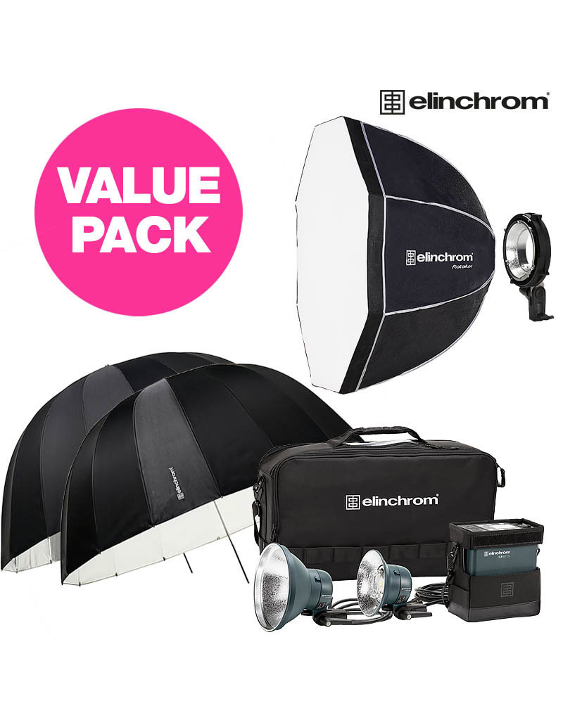 Elinchrom Outdoor Value Pack ELB 500 TTL