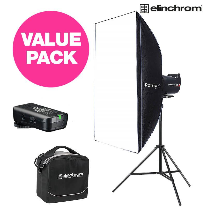 Elinchrom ELC 1000 PRO HD Value pack