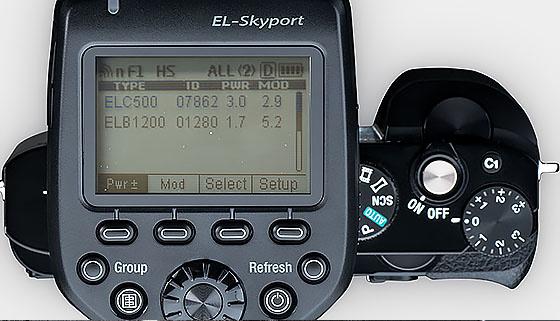 Elinchrom Skyport PRO Transmitter