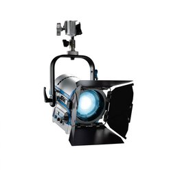 "Arri Lighting ARRI L5-C 5"" LED Fresnel (Silver/Blue, Stand Mount)"