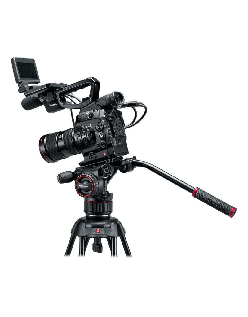 Manfrotto Manfrotto Nitrotech N8 Fluid Video Head
