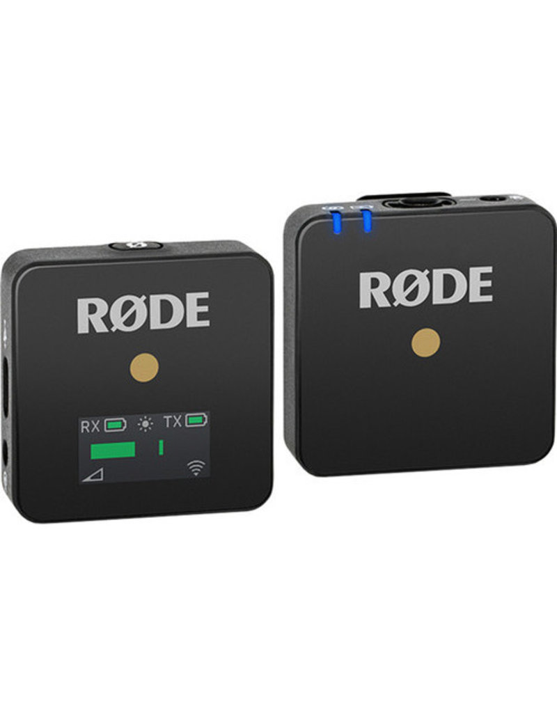 RØDE Røde Wireless Go Compact Microfoon Systeem