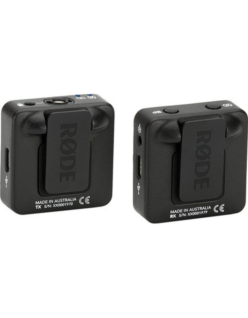 RØDE Røde Wireless Go Compact Microphone System