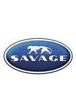 Savage Savage Achtergrondpapier op rol 1.38 x 11m Pure White  # 66