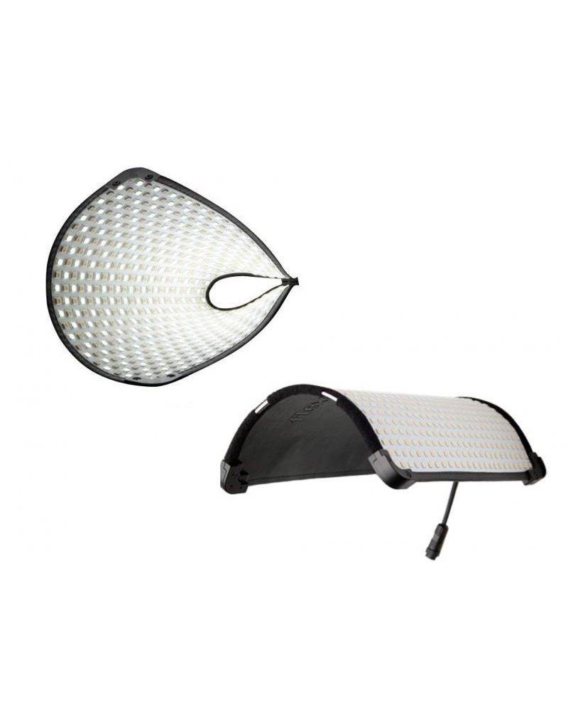 Fomex Fomex FL-600 Flexible LED V-Mount Ready-to-Shoot Kit