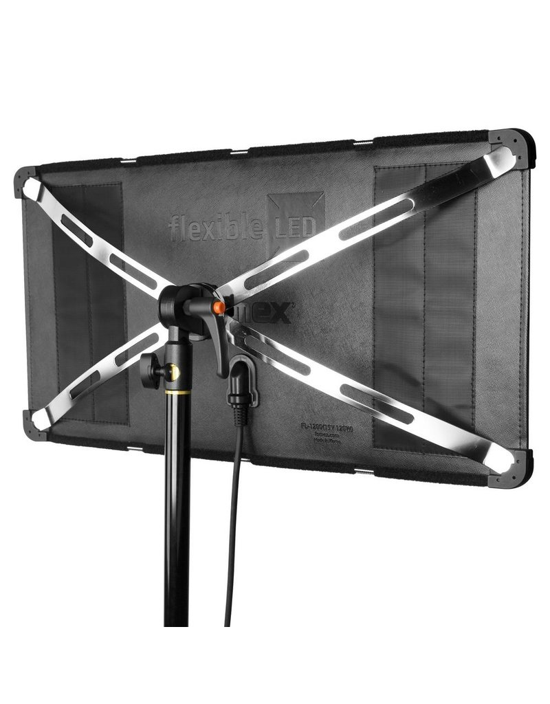 Fomex Fomex FL-1200 Flexible LED V-Mount Ready-to-Shoot Kit