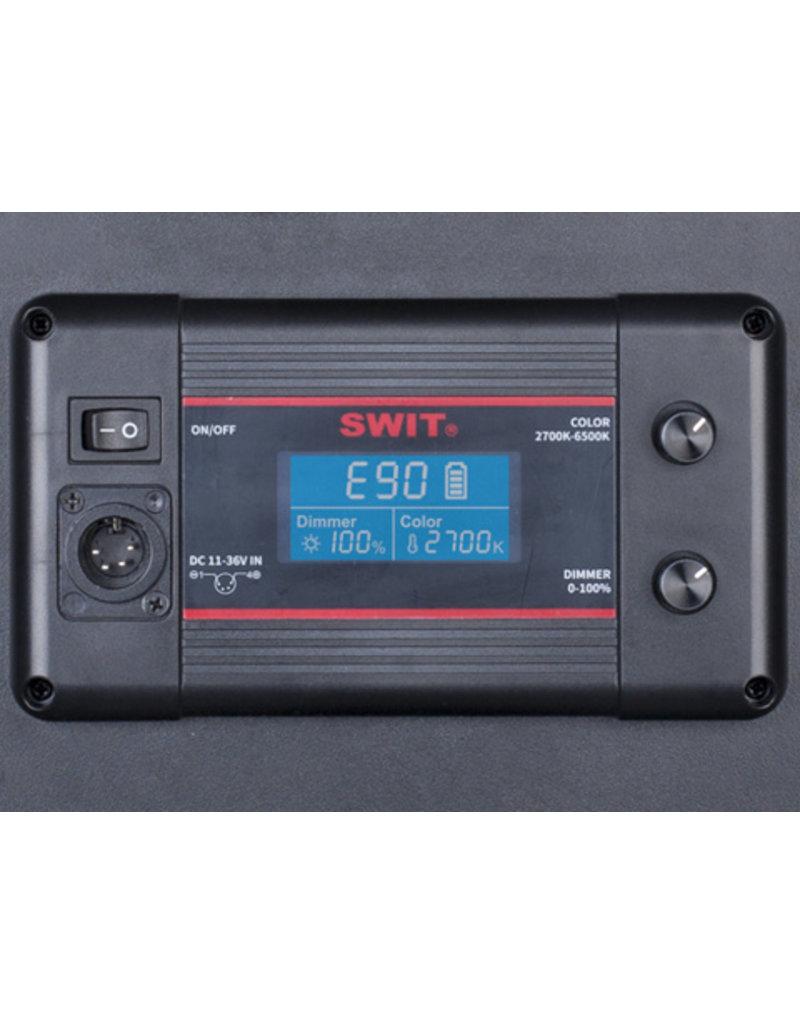 Swit Swit PL-E90 LED Panel Light 3 KIT zonder DMX