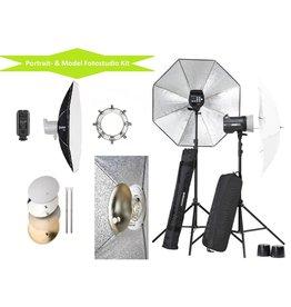 Elinchrom Elinchrom BRX250 Complete Model & Portret Photo Studio Set