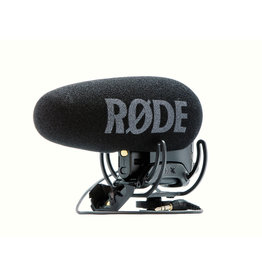 RØDE Røde Videomic PRO + Premium on-camera video shotgun microfoon