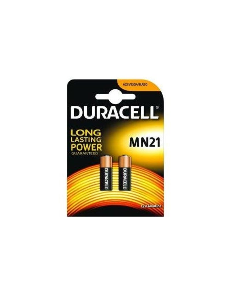 Duracell MN21 A23 12v batterij