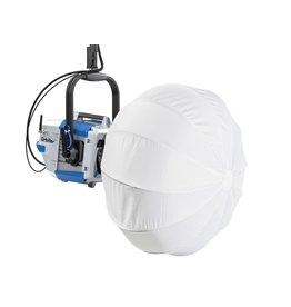 Orbiter blue/silver Schuko + DoPchoice Dome M