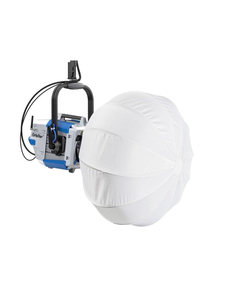 Arri Orbiter blue/silver Schuko + DoPchoice Dome M
