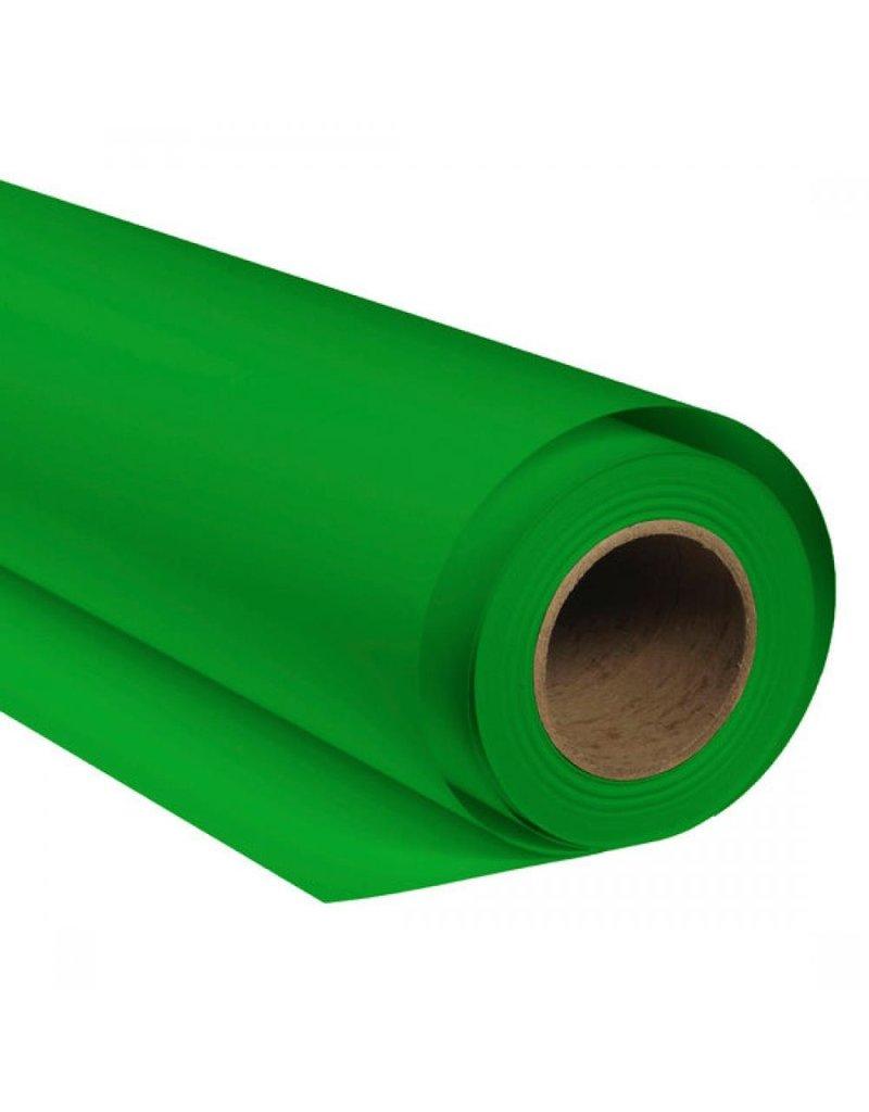 Colorama Papier 1.38m x 11m ChromaGreen #54 Colorama 2e kans artikel /doos beschadigd OP=OP
