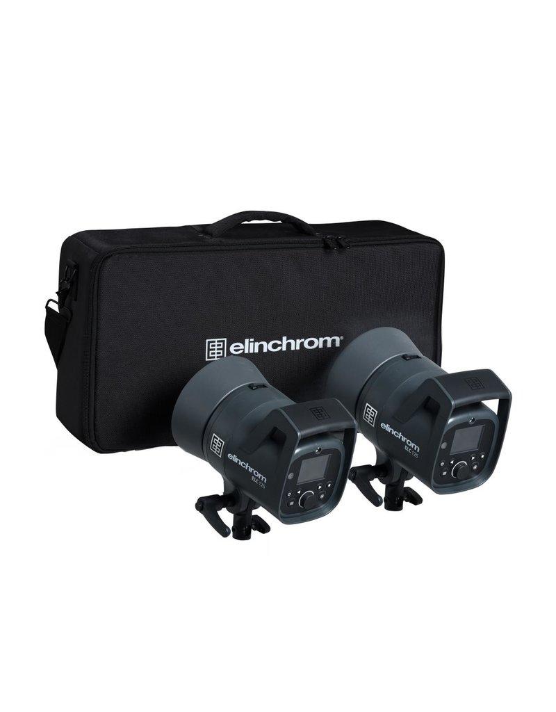 Elinchrom Elinchrom ELC Dual 125 set Studiolampen