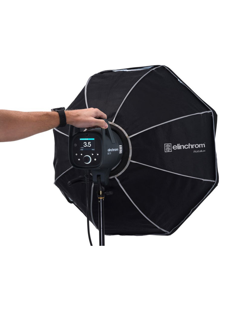 Elinchrom Elinchrom ELC 125 Studioflitser + Reflector