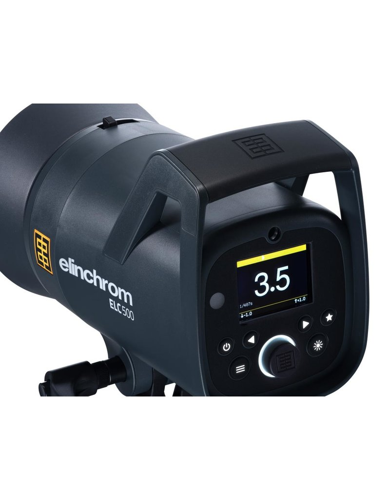 Elinchrom Elinchrom ELC 500 Studio Flash System