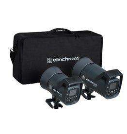 Elinchrom ELC 125 / 500  Dual Set