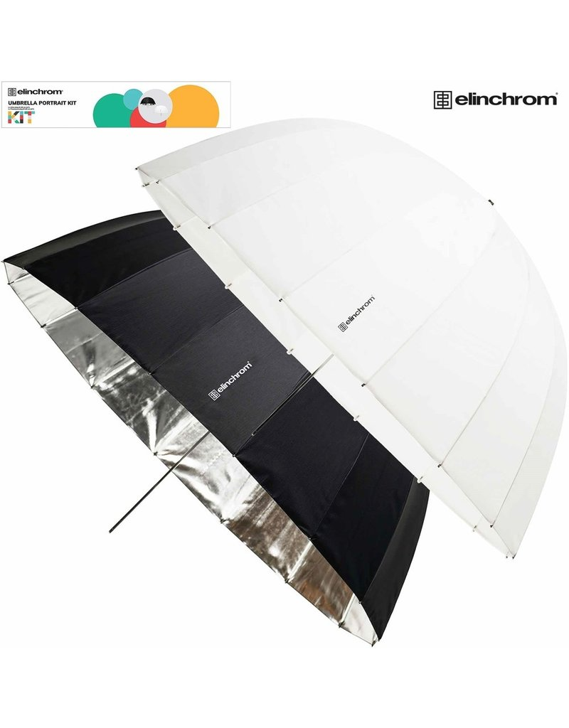 Elinchrom Elinchrom Paraplu Portret Kit